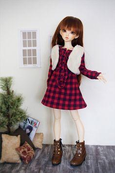 Winter : 2012 : Collection minifee chole BJD mrd2d fashion dollstagram