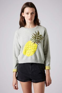 Pineapple jumper