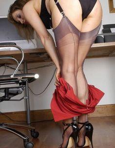 sexy-beine-upskirt-hoeschen-ff-nylon