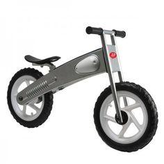 Silver Balance Bike