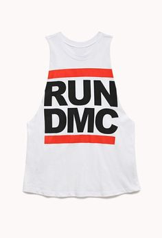Run DMC Muscle Tee · Found on forever21.com