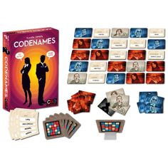 Codenames: Spiel des Jahre's Best Board Game of 2016. And we agree!