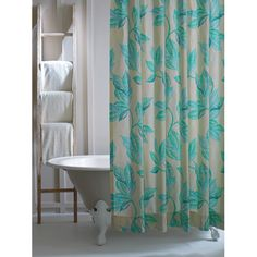 Found it at Wayfair - Shaye Cotton Shower Curtain