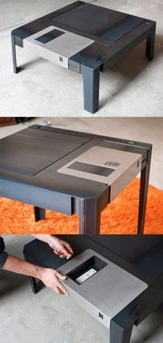 Floppy disk table ♠ re-pinned by www.wfpcc.com