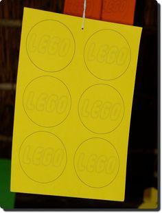 free lego printables | Lego Printable