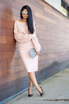 21 Fashionable Casual Combinations With Skirts and Dress For This Season << All varieties of fab. This is so me!