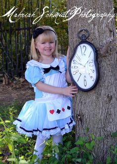 Alice In Wonderland Inspired Photography  Disney Princess