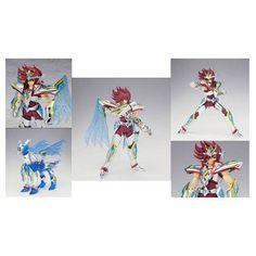 Saint Seiya Pegasus Kouga Saint Cloth Myth Action Figure - Bandai Japan - Saint Seiya - Action Figures at Entertainment Earth