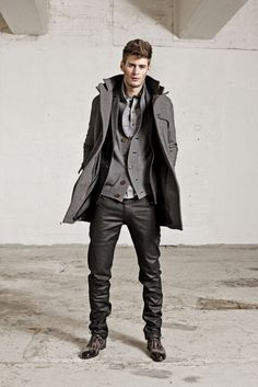 Johnny Love Fall 2011 Collection-15