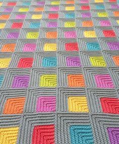 Illusion Pattern by poppyandbliss