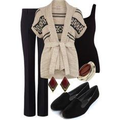 Teacher Outfits on a Teacher's Budget 85