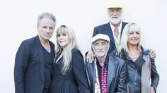 FLEETWOOD MAC NEWS: Mick Fleetwood Goes His Own Way: After 15 years, Christine McVie is to rejoin Fleetwood Mac 'where she belongs'