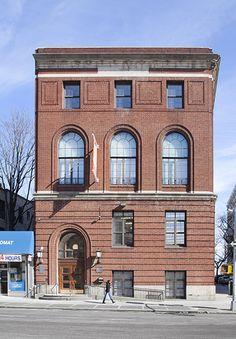 Washington Heights Library Renovation - Portfolio - Dattner Architects