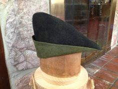 Medieval Felt hat SCA bycocket by wanderingsheep on Etsy, $60.00 # Fashionable # Hat