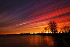 Lake Ontario, Canada - 20 Stunning Sunsets from around the World