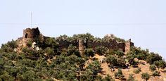 Bafa castle (kalesi) Milas, Mugla - TURKEY.