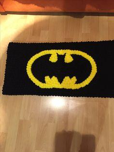 Tapete Batman pompon