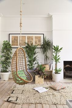 Plants bring a room to life indoor plants, buy plants, potted plants, Floor Plants, House Plants, Deco Studio, Buy Plants, Potted Plants, Plants Indoor, Plant Pots, Indoor Garden, Aesthetic Room Decor