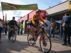 Na rowerze z #KFC / #Biking with KFC