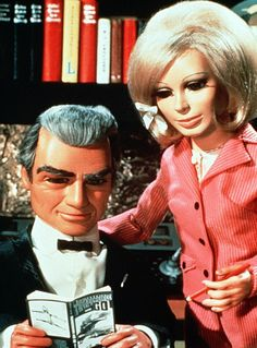 IT'S THUNDERBIRDS are go again, but this time the classic show will be returning in its original puppet form. Uk Tv Shows, Movies And Tv Shows, Joe 90, Thunderbirds Are Go, Postcard Book, Favorite Cartoon Character, Kids Tv, Movie Poster Art, Childhood