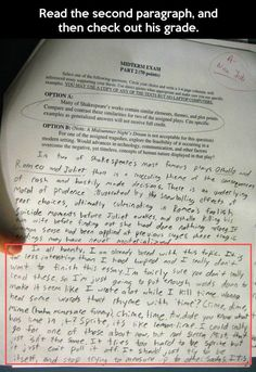 funny-test-A-grade-teacher-kid-school - I'm sure nobody here would ever make this mistake!
