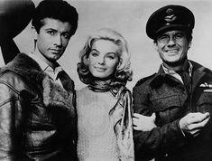 633 Squadron (1964) Cliff Robertson, George Chakiris, Che Guevara