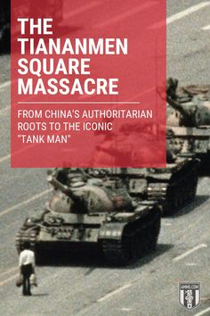 "The Tiananmen Square Massacre: From China's Authoritarian Roots to the Iconic ""Tank Man"" Roots, Tank Man, Politics, China, Deep, Porcelain"