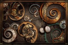 gear steampunk - Buscar con Google