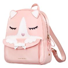 Wholesale Backpacks for school lovely cat pattern girls bags GD-X1691 - Lovely Fashion