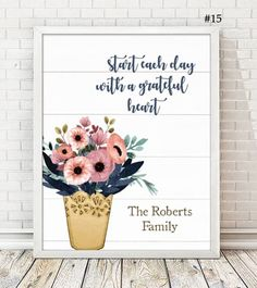 13 Personalized Happy Harvest Collection