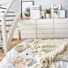20 Times Instagram Proved The Ikea Malm Is Super Chic