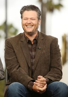 Gotta love Blake Shelton's sweet smile! See your favorite country stars, then and now — include Blake's wife, Miranda Lambert!