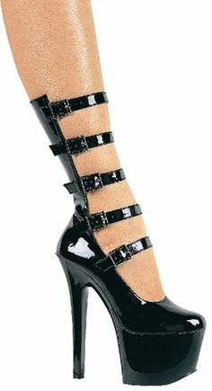 "6 3/4"" Spike * SKY-332 by Pleaser, $69.95 - Sexy Shoes, High Heels, Stripper Shoes, Platforms, and Thigh High Boots for Women"