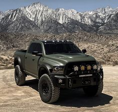 Lifted Chevy Trucks, Ram Trucks, Old Ford Trucks, Lifted Ford, Diesel Pickup Trucks, Custom Pickup Trucks, Aev Ram, Ram Power Wagon, Overland Truck