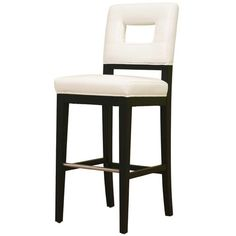 White Bar Stool Wholesale Interiors Bar Height (28 To 36 Inch) Bar Stools Kitchen & Dining