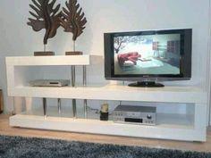 mueble para equipo de sonido moderno - Buscar con Google