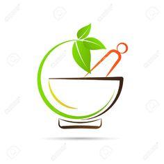 Mortar and pestle vector design represents herbal medicine, pharmacy logo, signs and symbols. Stock Vector - 36228269