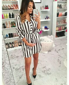 Sexy Maternity Outfits