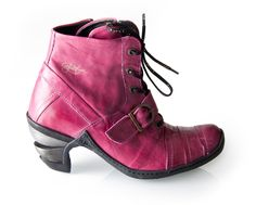 Eject Shoes 14813 - Multy € 200.00  Berry pink color - love it!