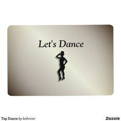 Tap Dance Floor Mat