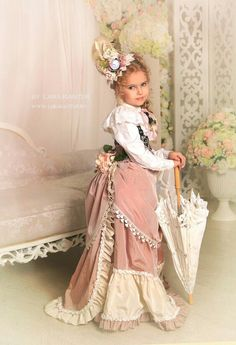 Baby born girl photography 65 Ideas for 2019 Little Girl Dresses, Girls Dresses, Flower Girl Dresses, Steampunk Kids, Communion Dresses, Historical Costume, Child Models, Beautiful Children, Girl Photography