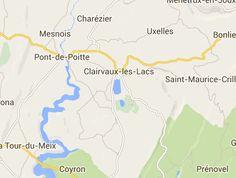 grand lac de clairvaux - Tourisme en Franche-Comte