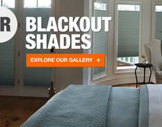 Blackout Cellular Shades Gallery