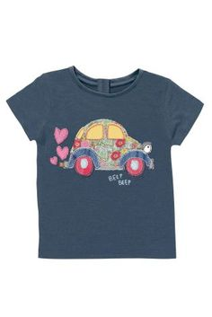 Buy Navy Car Tshirt (3mths-6yrs) online today at Next: United States of America