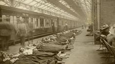 An exhibition about World War One mobile hospitals which whisked injured soldiers away from the battlefields for treatment opens.
