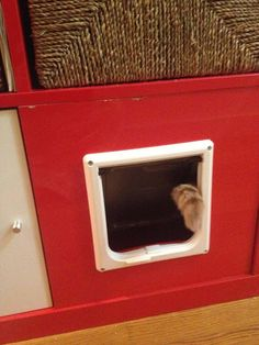 Expedit hack for kitty box