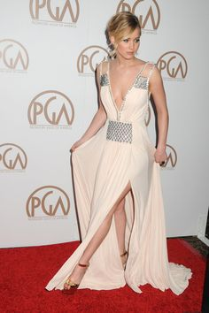 Jennifer Lawrence The 26th Annual Producers Guild Of America Awards