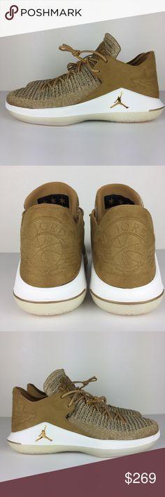 factory price 5fe81 733de Nike Air Jordan XXXII 32 Low Golden Harvest shoes Nike Air Jordan xxxii 32  low Size