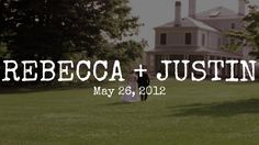 Promessa Films | WEDDING | Rebecca & Justin | A green and purple book-themed wedding at the Lyman Estate. http://www.promessafilms.com/lyman-estate-wedding-rebecca-justin/