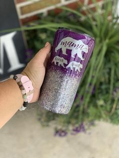 Mama Bear and Baby Bear Glitter Tumbler custom Mama Bear Tumbler Glitter Yeti Chunky Silver Mi Tumbler Posts, Mom Tumbler, Tumbler Cups, Custom Yeti, Momma Bear, Tumbler Designs, Diy Crafts For Gifts, Custom Tumblers, Just For You